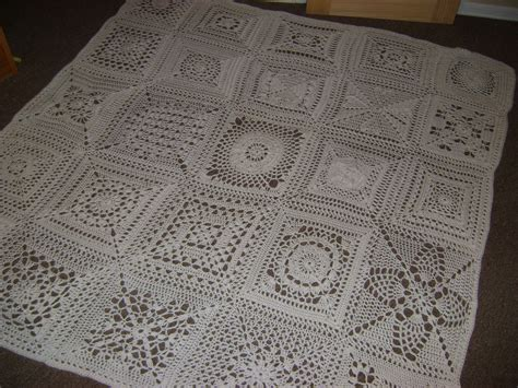 crochet squares snuggle up with this lovely throw blanket on your sofa or use it as