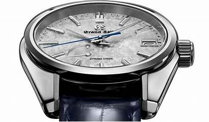 Grand Seiko Limited Edition Dial Inspired