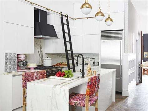 Inside Designer Genevieve Gorder's Apartment Renovation