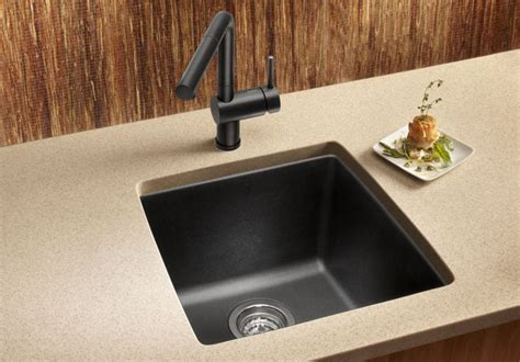 ecosus granite composite kitchen bar sink single bowl