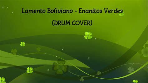 Enanitos Verdes (drum Cover)