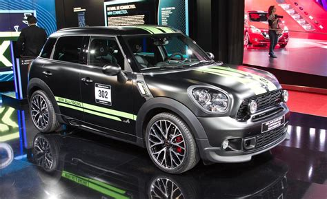 2018 Mini Countryman John Cooper Works Car Photos