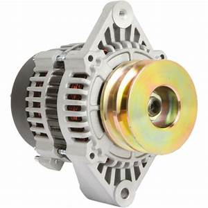 New Crusader Pleasurecraft Marine Alternator 70 Amp 2
