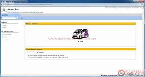 Peugeot Service Box   Sedre  11 2013  Full Instruction