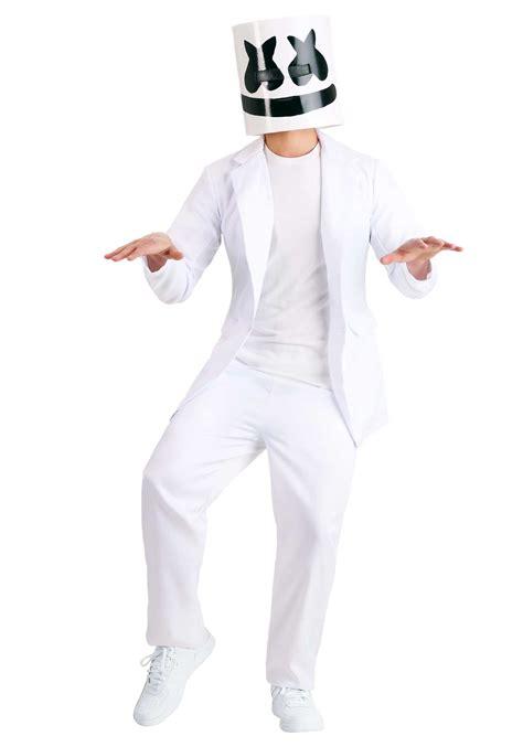 marshmello mask diy halloween costumes blog