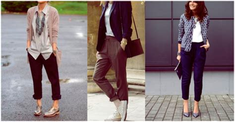 Outfits con pantalones que amaru00e1s si eres una mujer pru00e1ctica - Yo amo los zapatos