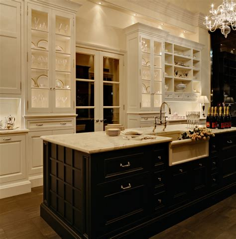 sophisticated classic traditional kitchen salt lake