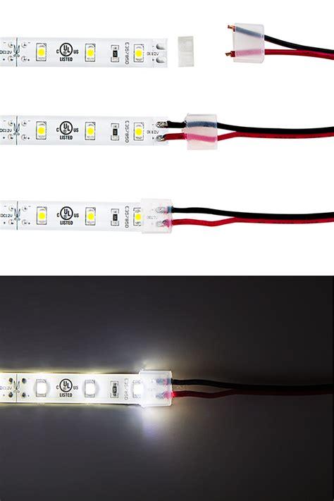 outdoor led lights custom length 12v led