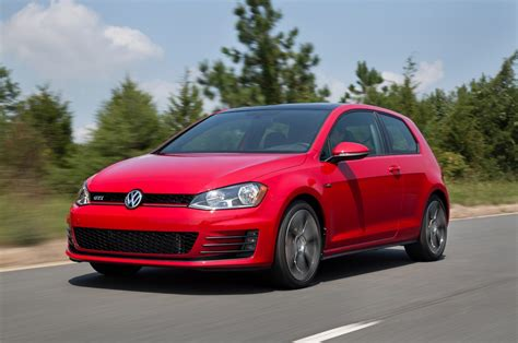 volkswagen gti 2016 volkswagen gti reviews and rating motor trend