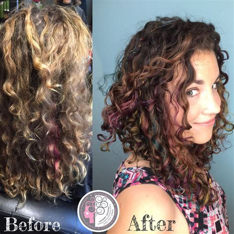 nevadas curly hair  color expert carleen sanchez