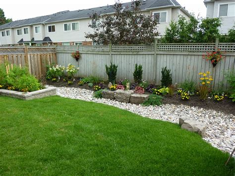 Landscaping Ideas For Backyard by Small Backyard Landscaping Concept To Add Detail In