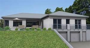 Garage Im Haus : bungalow bauen mit garage ~ Lizthompson.info Haus und Dekorationen