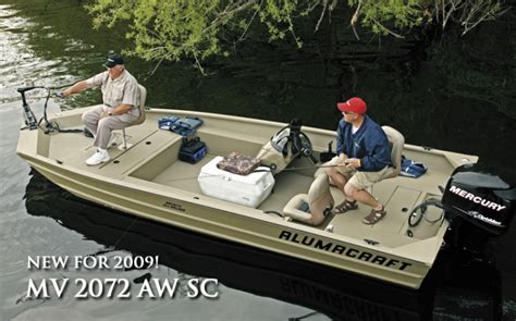 Rock The Boat Change Positions by Research 2010 Alumacraft Boats Mv 2072 Aw Sc On Iboats