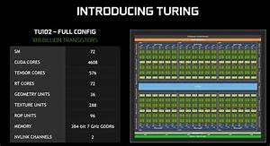 Review  Nvidia Turing Architecture Examined And Explained - Graphics