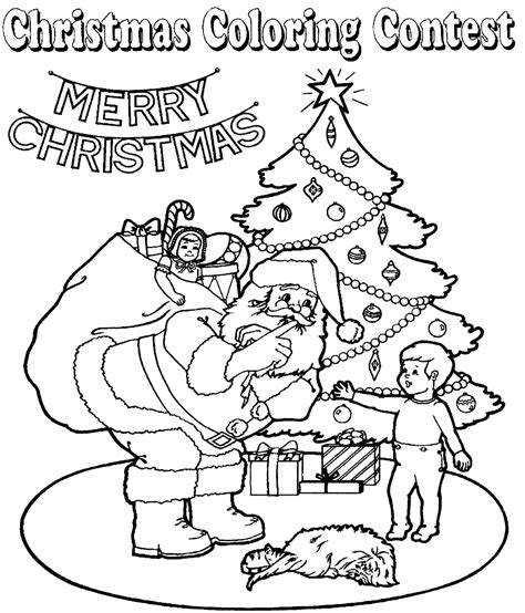 Coloring Contest by Mostly Paper Dolls Coloring Contest