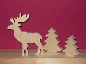 Weihnachtsfiguren Aus Holz : weihnachtsfiguren rentier aus massivem holz 30 cm hoch ein designerst ck von designsouris ~ Eleganceandgraceweddings.com Haus und Dekorationen