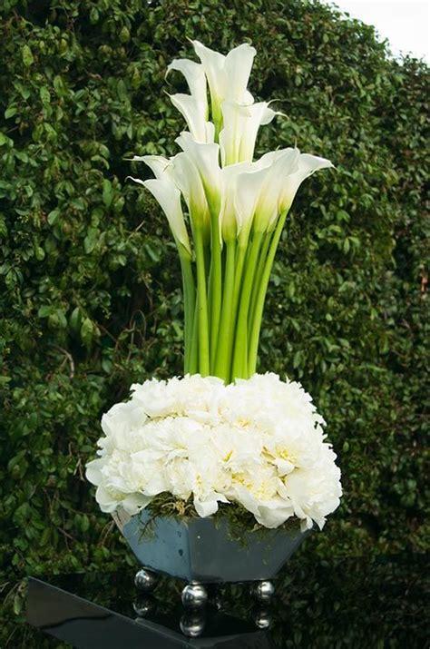 anatomy   flower calla lily wedding flower