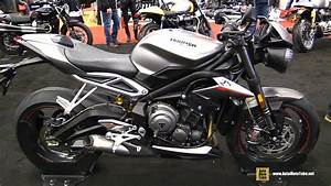 Street Triple 2017 : 2017 triumph street triple rs 675 walkaround 2017 montreal motorcycle show youtube ~ Maxctalentgroup.com Avis de Voitures