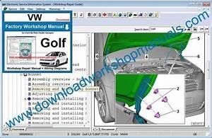 Vw Golf Service Repair Manual