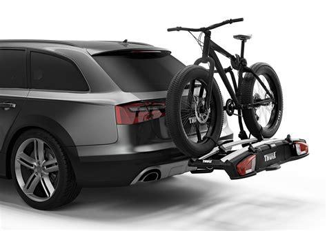 thule velospace xt 2 thule velospace xt 2 tow bar bike rack carrier carbox