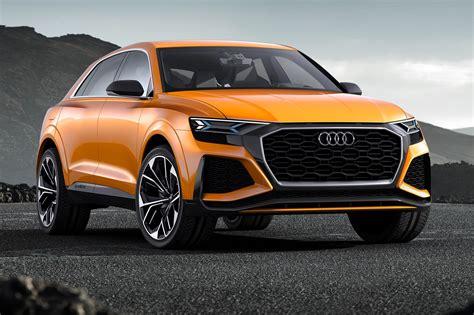 Audi Car :  Audi Q8 Concept Returns As A