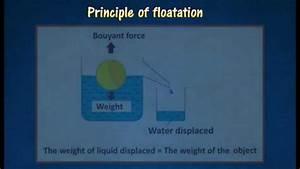 Diagram Of Floatation