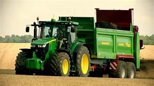 John Deere 7r : john deere 7r series tractors youtube ~ Medecine-chirurgie-esthetiques.com Avis de Voitures