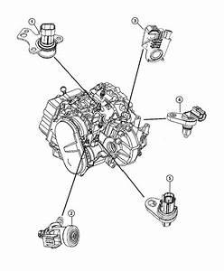 Chrysler 41te Transmission Hydraulic Diagrams
