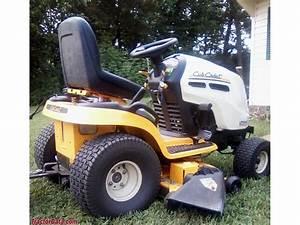 Tractordata Com Cub Cadet Lt1045 Tractor Photos Information