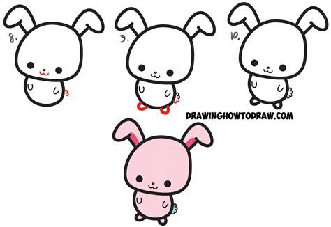 How To Draw Cute Cartoon Characters From Semicolons