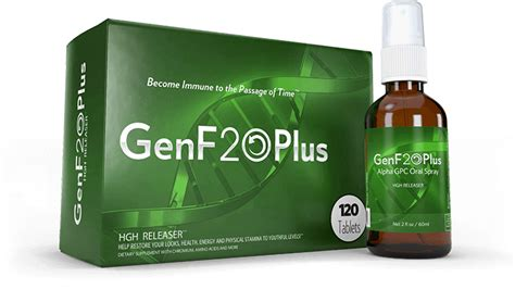 Maybe you would like to learn more about one of these? Buy GenF20 Plus™ Anti Aging HGH Pills & Spray Online Today