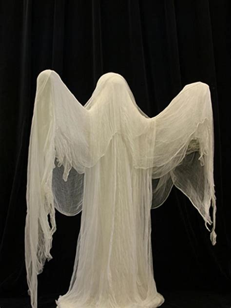 Make A Ghost For Halloween Hgtv