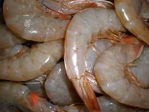 Start with medium shrimp, peel and devein