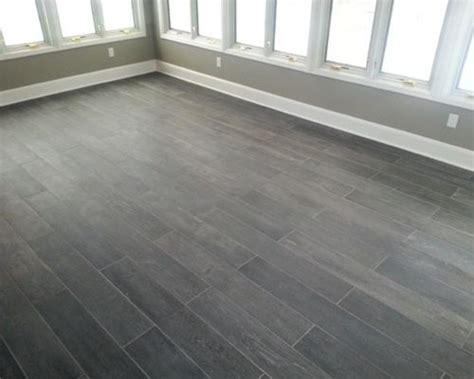 gray plank flooring gray plank flooring ideas pictures remodel and decor 1330