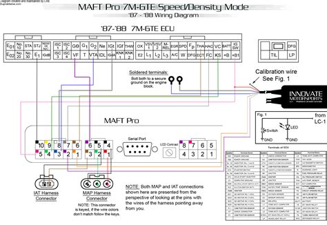 Toyotum Supra Ecu Wiring Diagram by Cannot Get Car To Run With Maftpro Speed Density Supramania