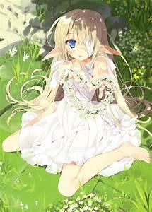 Anime, Girls, Elves, Dress, Original, Characters, Hd, Wallpapers, Desktop, And, Mobile, Images, U0026, Photos