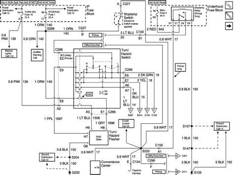 1994 Peterbilt Dash Wiring Diagram Schematic by 1998 Tahoe Wiring Diagram Wiring Forums