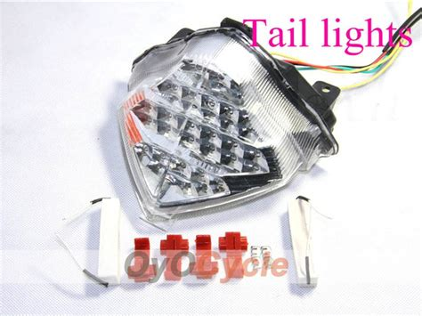 Tail Lights For Yamaha Yzf-r1 2004-2006 #3748 S10 3rd Brake Light Vesrah Rjl Pads Shimano Downhill Brakes Bosch Rotors Electromagnetic Clutches And Bicycle Pad How Long Should Last Integra