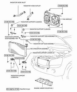 Toyota Highlander Engine Diagram