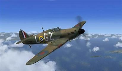Britain Hurricane Battle Fsx Flight Simulation Simulator