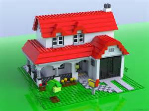 Steps How to Build LEGO Houses