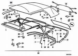 Original Parts For E30 318i M40 Cabrio    Sliding Roof