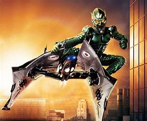 'Amazing Spider-Man 2′ Official Green Goblin Image
