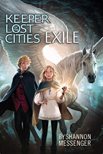 The Keeper Of The Lost Cities Series By Shannon Messenger