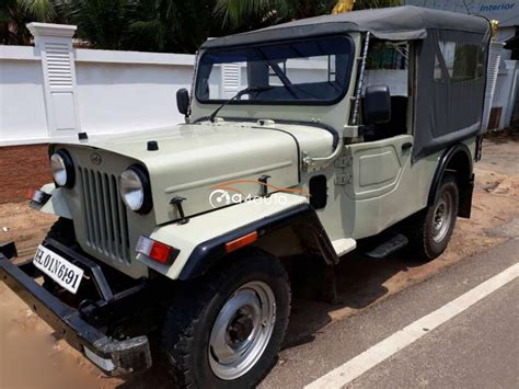 jeep mahindra buy mahindra jeep diesel buy used jeep alapuzha a4auto com