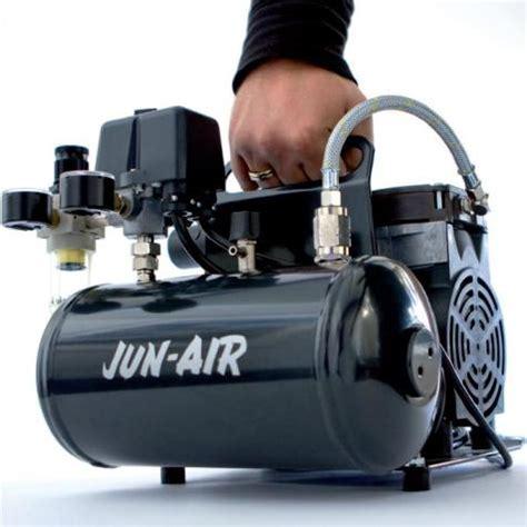 compresseur sans huile avec reservoir iseries