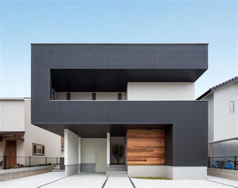 Playful Modern House Colors — Modern House Plan  Modern