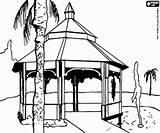 Pavilion Park sketch template