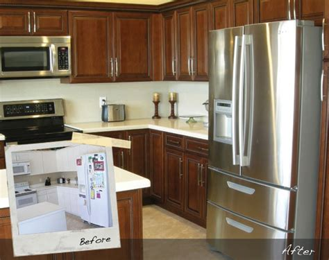 Home Depot Cabinet Refacing For The Home Pinterest