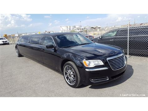 Chrysler 300 Suv by Used 2013 Chrysler 300 Suv Stretch Limo Executive Coach